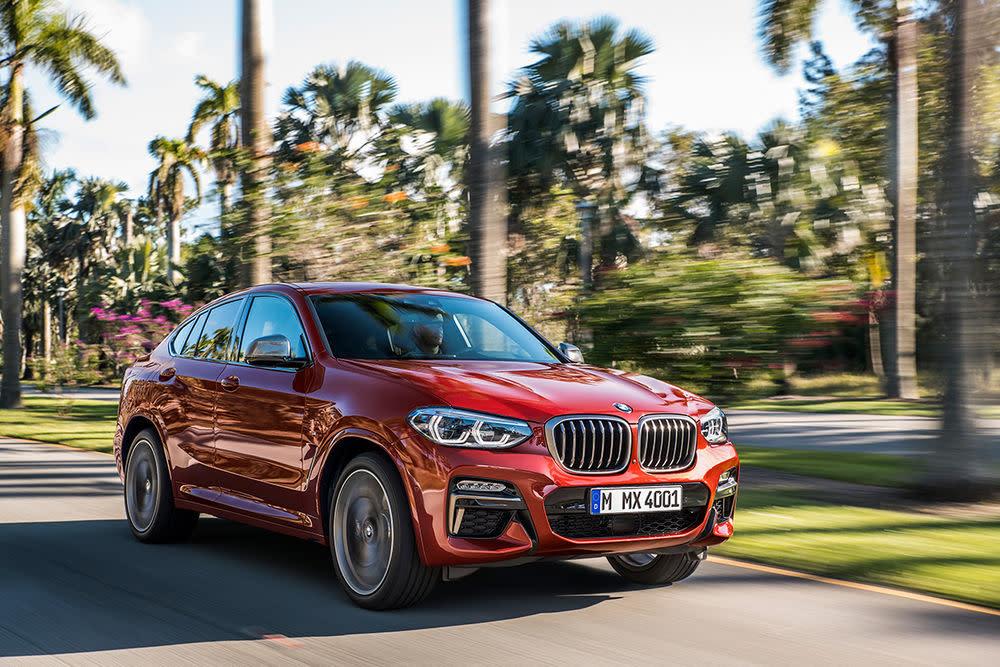 BMW X4: Das ist das neue SUV-Coupé.