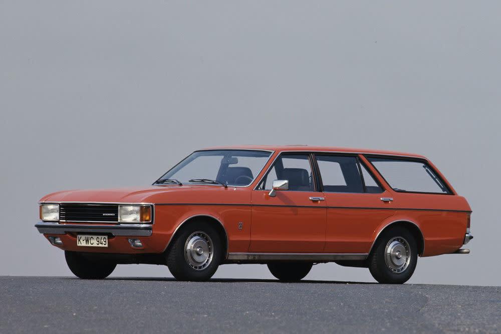 Ford Granada 3000 Turnier (1972 bis 1985)