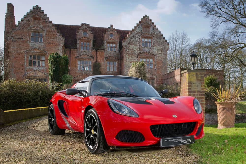 Lotus Elise - ab40.800,00 Euro