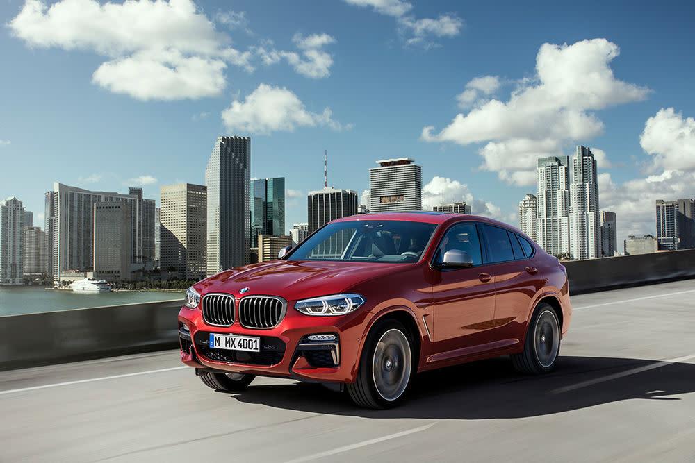 Die größte bayerische Manufaktur zieht auf dem Genfer Autosalon das Tuch vom neuen BMW X4.
