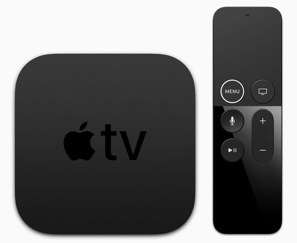 Apple TV 4K: Das Update löst jetzt in vierfach HD auf und beherrscht HDR.