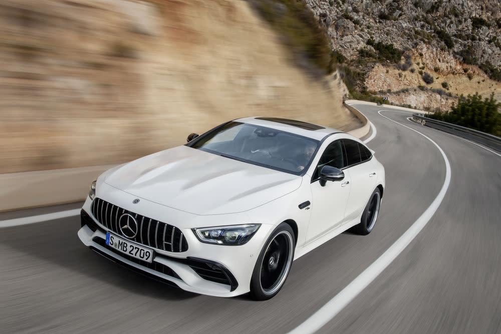 Der neue Mercedes-AMG GT 53
