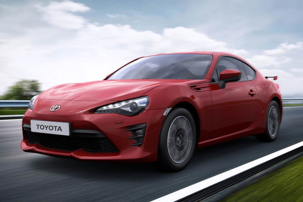 Toyota GT86 -29.900 Euro