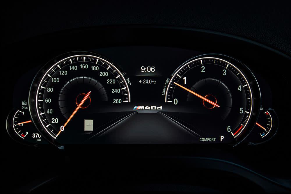Im Driving Assistant Plus enthalten: eine aktive Geschwindigkeitsregelung.