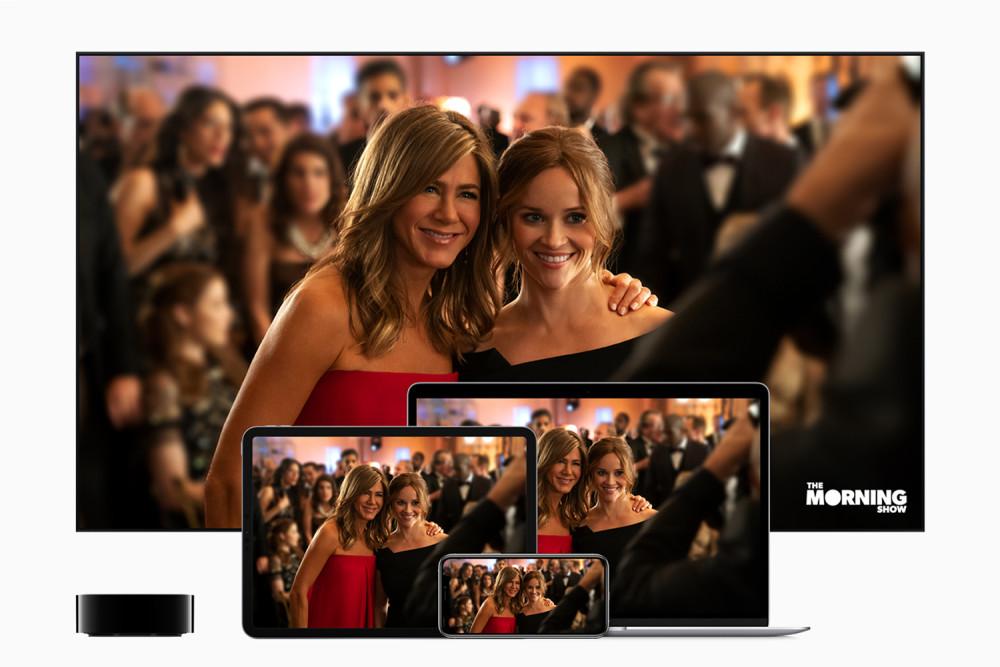 Apple, Apple tv +