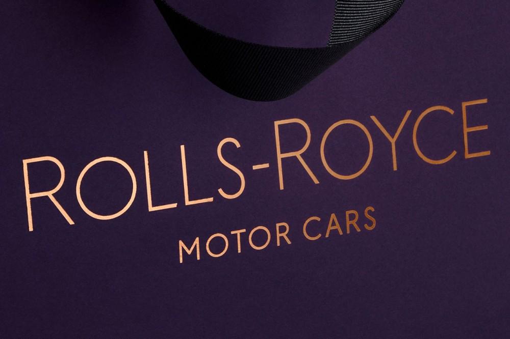 Neues Rolls-Royce Logo