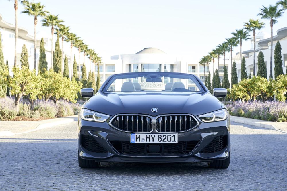 BMW 840i Cabriolet