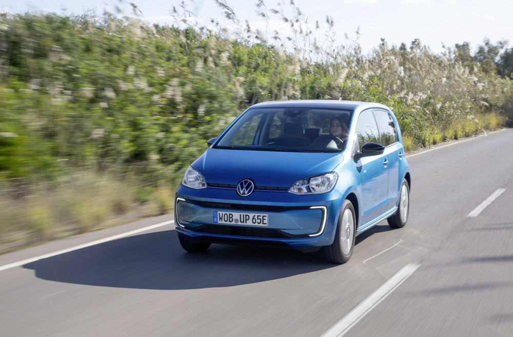VW e-up! (2020)