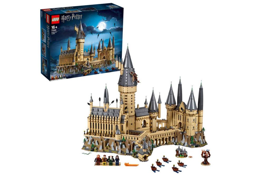 Lego Harry Potter Schloss Hogwarts (71043)