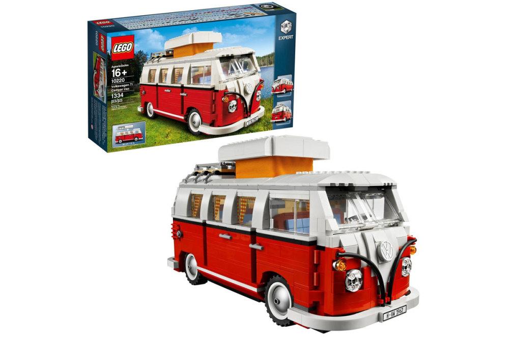 Lego Creator Expert Volkswagen T1 Campingbus (10220)