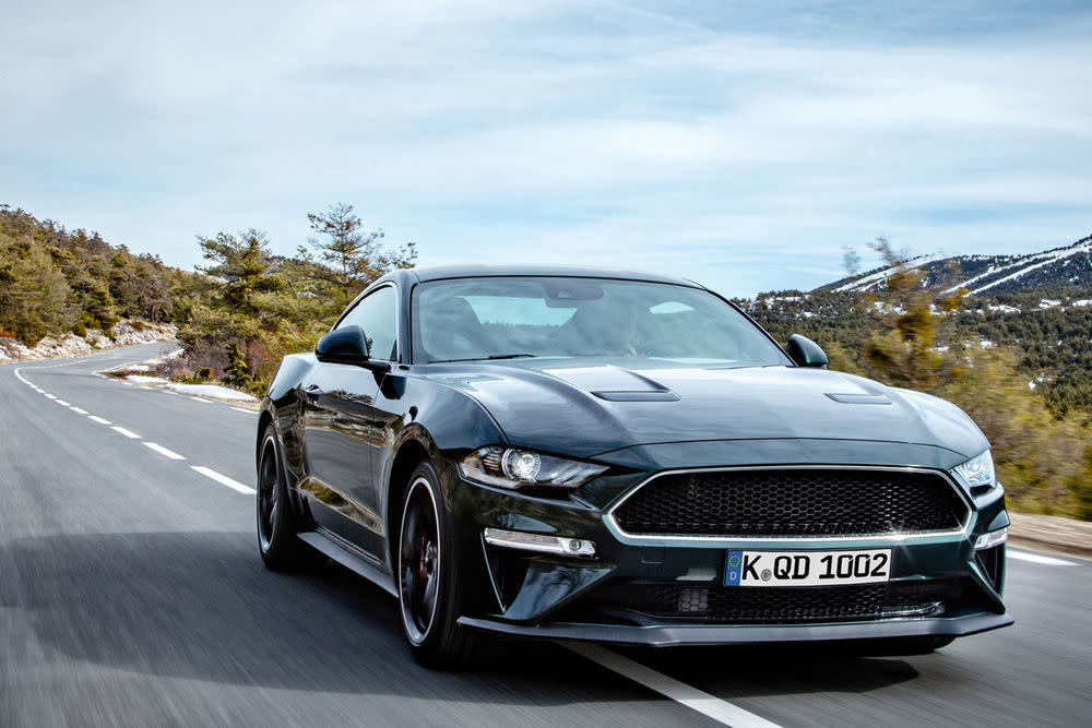 Ford Mustang EcoBoost Coupé - ab39.500,00 Euro