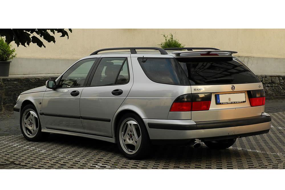 Saab 9-5 Kombi 3.0t V6 SE (1999 – 2001)