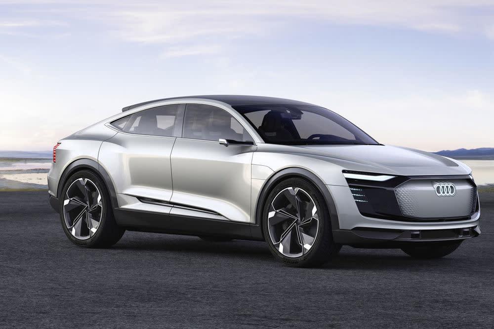Der VW-Konzern setzt auf der Auto Shanghai gleich in dreifacher Ausführung auf die Power der neuen Elektro-SUV-Flotte.