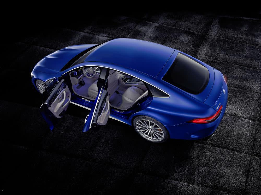 Der neue Mercedes-AMG GT 63 S