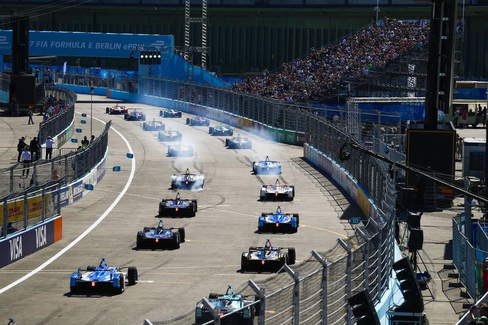 """Die """"ABB FIA Formula E"""" befindet sich in ihrem mittlerweile vierten Jahr."""