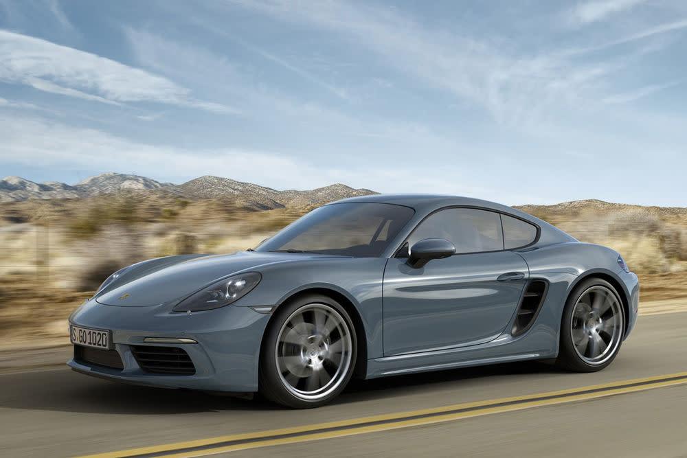 Porsche 718 Cayman -49.000,00 Euro