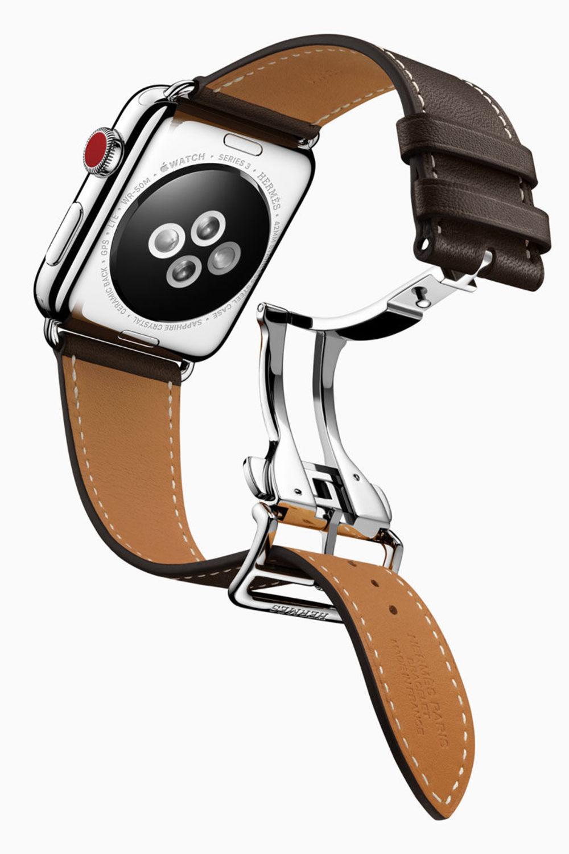 Die Preise für die Apple Watch Hermès starten bei 1249 Euro.