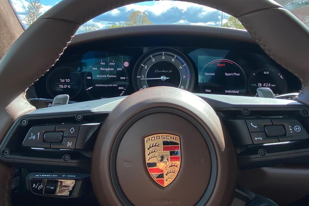 Top 10 Tesla-Konkurrenten: Porsche Taycan