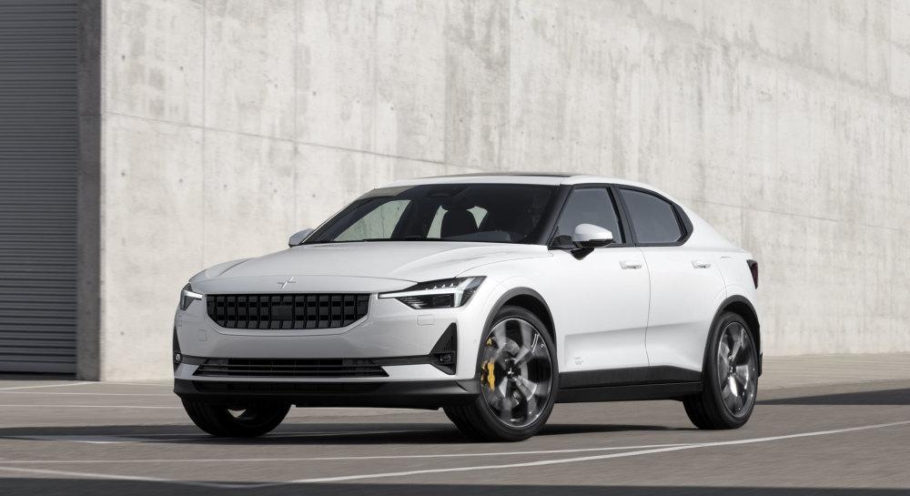 Top 10 Tesla-Konkurrenten: Volvo Polestar 2