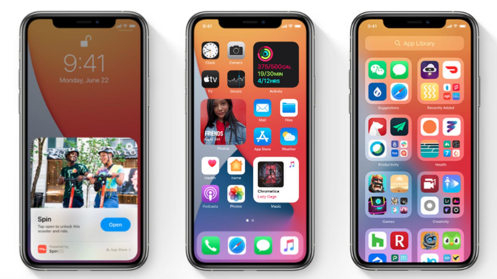 Die wichtigsten Änderungen von iOS 14