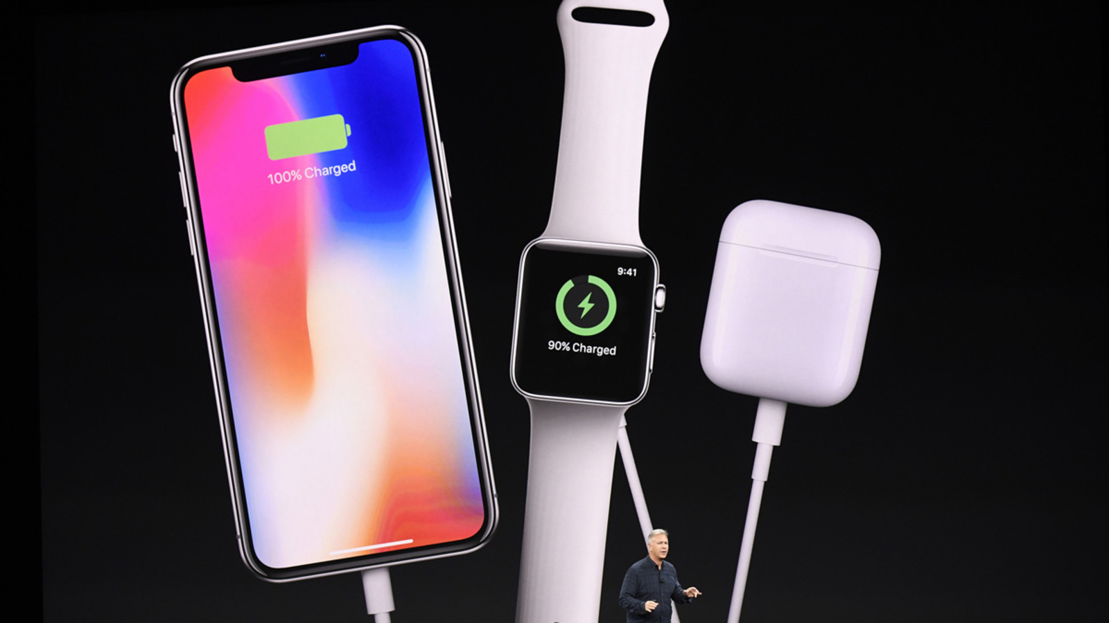Zweiwegeladen mit dem neuen iPhone XI