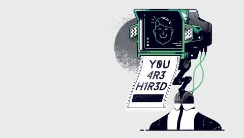 Die Kandidatensuche überlassen Firmen immer öfter Algorithmen