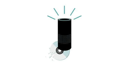 Amazons Echo schickt die CD endgültig in Rente