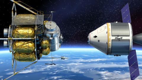 Bemannter Jungfernflug der Orion-Kapsel verschiebt sich um zwei Jahre