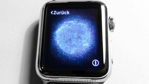 Neues vom Admin / Drei Tage mit der Apple Watch = Liebe