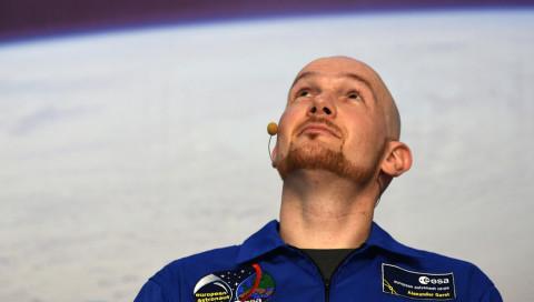 """Alexander Gerst: """"Ich überschreite mit dieser Mission meinen Horizont"""""""