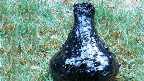 Plastikflaschen waren schon vor Jahrtausenden ein Problem