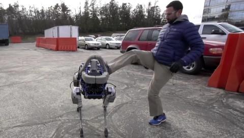 Google will seine Roboterschmiede Boston Dynamics verkaufen