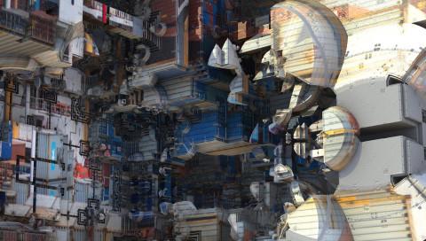Der Architekt dieser Alien-Stadt ist ein Algorithmus