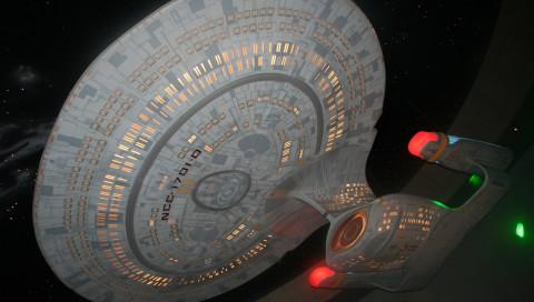 Eine politische Hommage an 50 Jahre Star Trek