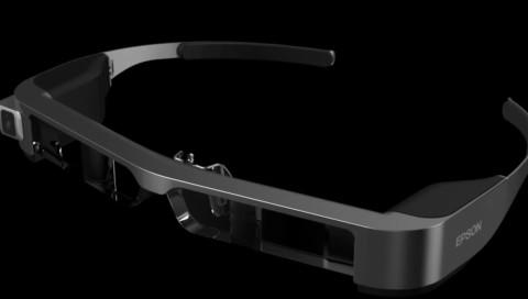 IFA 16 / Epsons Augmented-Reality-Brille tut einige Gefallen