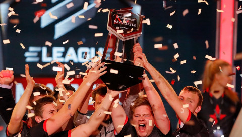 E-Sports wird zum Gaming-Spektakel für die Massen