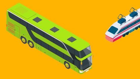 Wie Flixbus den schienenlosen Fernverkehr dominieren will – ohne Busse