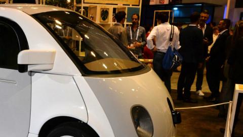 Googles autonome Autos sollen Handzeichen von Radfahrern erkennen