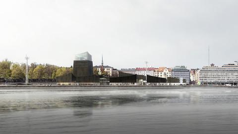Ein strahlender Monolith in Helsinki: So soll das finnische Guggenheim aussehen