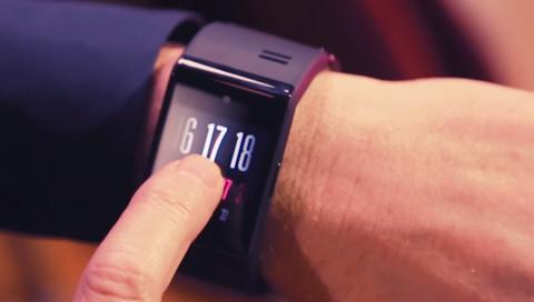 MWC 2016 / Will.i.am und Deutsche Telekom präsentieren autonome Smartwatch
