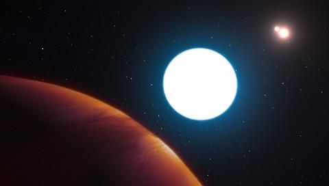 Spektakulärer Fund: Forscher entdecken Exoplaneten mit drei Sonnen