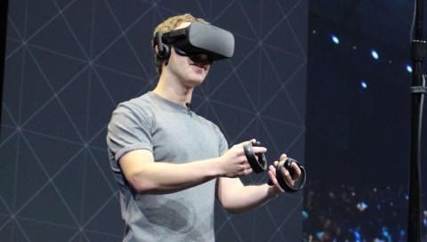 Oculus präsentiert ein kabelloses VR-Headset