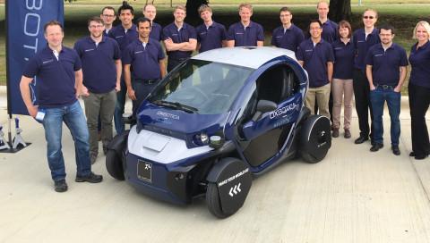 Testlauf für autonome Autos in Großbritannien