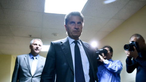 Günther Oettinger hat sein EU-Digitalressort abgegeben