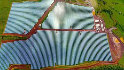 Teslas neue Solaranlage versorgt die Insel Kauai auch nachts mit Strom