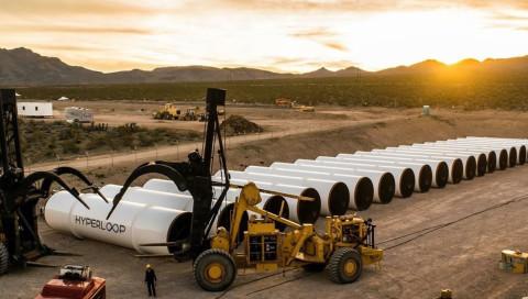 Hyperloop One verspricht: Stockholm-Helsinki in unter 30 Minuten