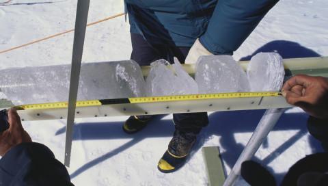 Warum das älteste Eis wichtig für die Zukunft der Erde ist