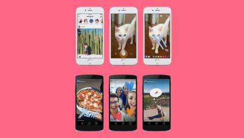 Instagram kopiert Snapchat, na und?