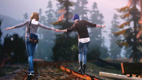 """""""Life Is Strange"""": Zeitsprünge und Teenager-Probleme als Videospiel"""