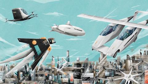 Diese 10 Fluggeräte werden die Luftfahrt revolutionieren